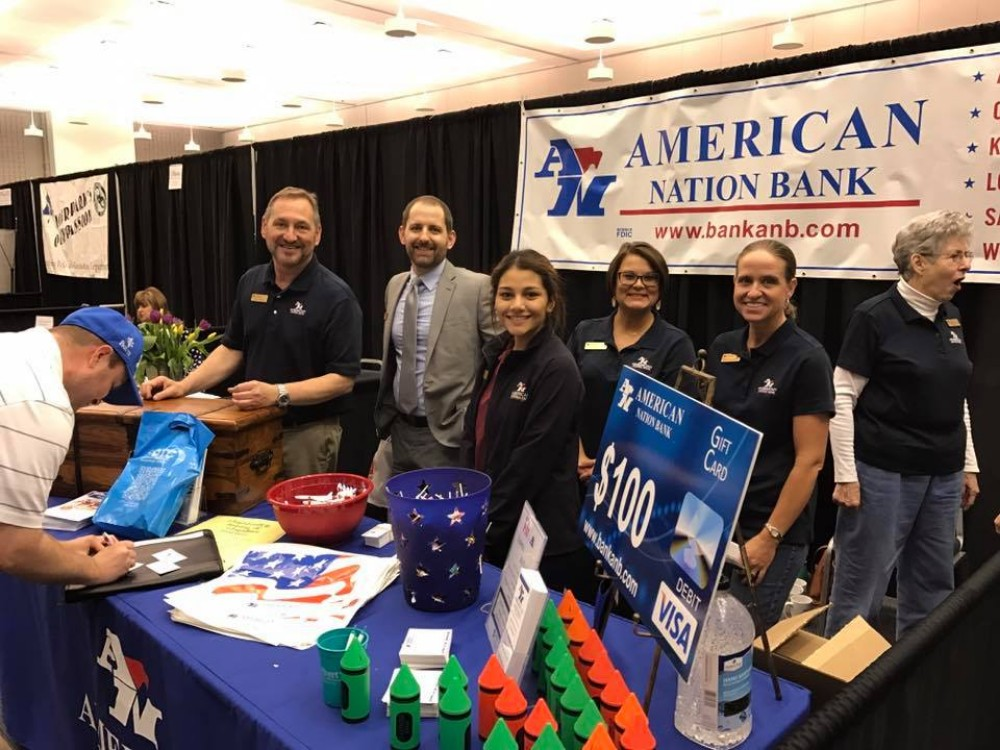 American Nation Bank at Ardmore, OK Business Expo